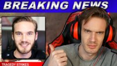 Pewdiepie Died (Felix Kjellberg Reacts)