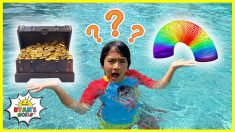 Sink or Float Easy DIY Science Experiments for Kids with Ryan!!