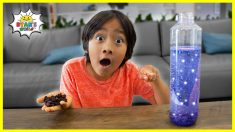 Dancing Raisins Experiments Easy DIY Science Experiments for kids!