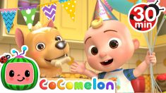 Doggy Song +More Nursery Rhymes & Kids Songs – CoComelon