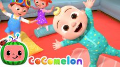 Floor Is Lava Song | CoComelon Nursery Rhymes & Kids Songs