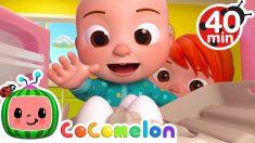 Humpty Dumpty Song + More Nursery Rhymes & Kids Songs – CoComelon