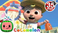 Old Macdonald Song + More Nursery Rhymes & Kids Songs – CoComelon
