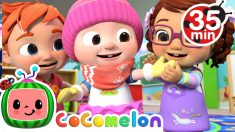 If You're Happy and You Know It + More Nursery Rhymes & Kids Songs – CoComelon