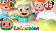 Lava Song + More Nursery Rhymes & Kids Songs – CoComelon