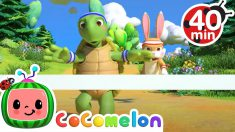 The Tortoise and the Hare + More Nursery Rhymes & Kids Songs – CoComelon