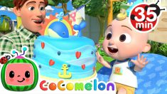 Birthday Musical Chairs + More Nursery Rhymes & Kids Songs – CoComelon