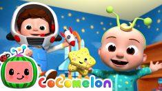 Twinkle Twinkle Little Star (Home Edition) | CoComelon Nursery Rhymes & Kids Songs