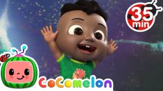 Exercise Song + More Nursery Rhymes & Kids Songs – CoComelon