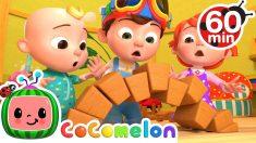 London Bridge Is Falling Down + More Nursery Rhymes & Kids Songs – CoComelon