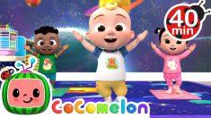 Namaste JJ + More Nursery Rhymes & Kids Songs – CoComelon