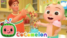 Ice Cream Song | CoComelon Nursery Rhymes & Kids Songs
