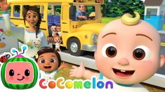 CoComelon All Kids Songs – Wheels On The Bus, ABC 123 + More Nursery Rhymes & Kids Songs