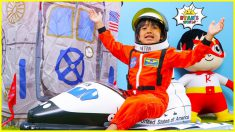Learn about Astronauts In Space and Planets in our Solar Systems for kids!