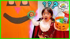 Halloween Don't Trick or Treat Wrong Door Challenge!