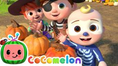 Halloween Medley Special | CoComelon Nursery Rhymes & Kids Songs