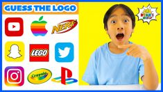 Ryan plays Guess the Logo Challenge Game