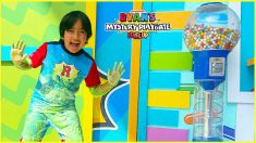 Ryan's Mystery Playdate Level UP All New Episodes on Nickelodeon!