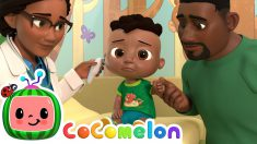 Sick Song (Cody Edition) | CoComelon Nursery Rhymes & Kids Songs