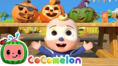 Pumpkin Time Song + More Nursery Rhymes & Kids Songs – CoComelon