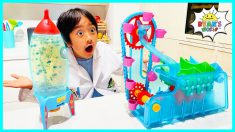 Ryan Fun DIY Science Experiments for kids to do at home!