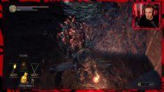 Stream Title: Zero Hit – Dark Souls 3 Run – #5